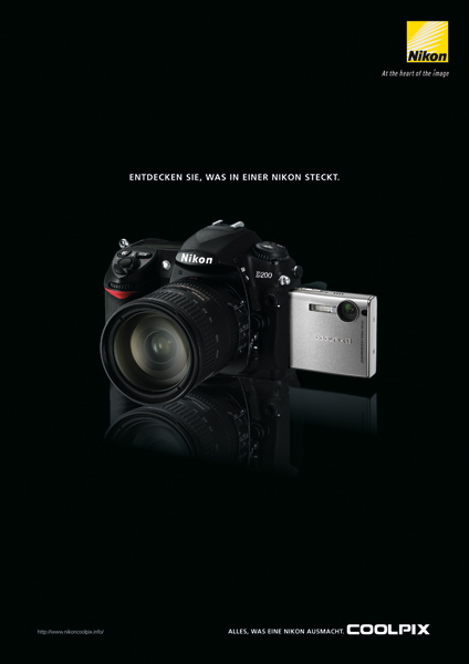 Nikon Coolpix Ad
