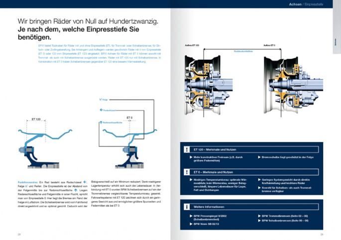 BPW – Bergische Achsen Nutzfahrzeug-Katalog 4