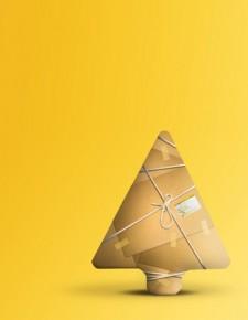 Deutsche Post Weihnachtskarte Thumb
