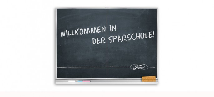 Ford Fahrschul-Mailing 1