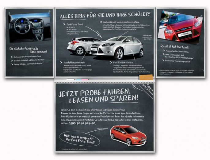 Ford Fahrschul-Mailing 3