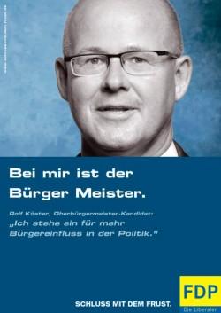 fdp wahlkampf 1