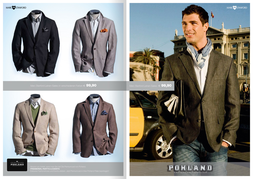 Pohland Outdoor Beilage