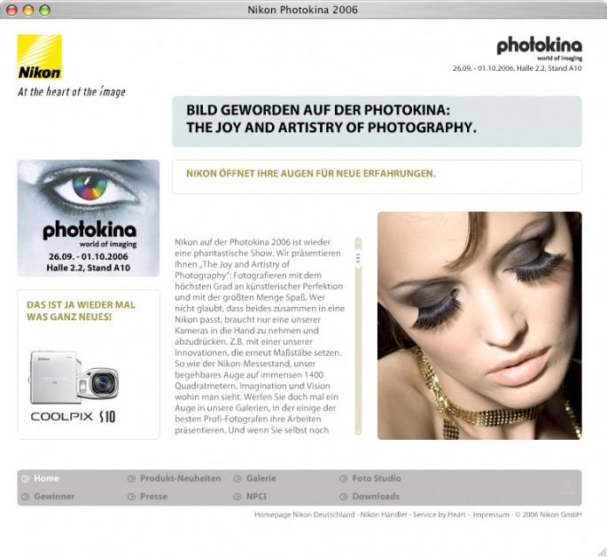 www Nikon Photokina 1