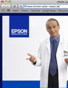 www epson microsite Thumb